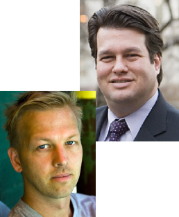 Lives: Jon Krawczyk ´92 & Chad Marlow ´94