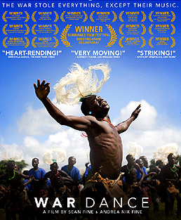 """War/Dance""  triumphs"