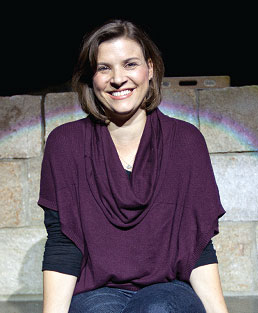 The Playwright: Stefanie Zadravec '90