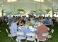 Alumni enjoy a New England clambake.<em><span style=font-size:9pt;>&nbsp;Credit: A. Vincent Scarano</span></em>