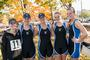 The College's Boat A included, from left to right, coxswain Maureen Sweeny '13, Seana Siekman '13, Lindsay Cook '15, Anne Speranza '16 and bowman Caitlin Sprague '13, daughter of Ben Sprague '78.