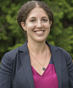 Robyn Pront, Visiting Assistant Professor in French