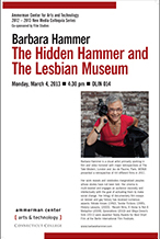 The Hidden Hammer and the Lesbian Museum
