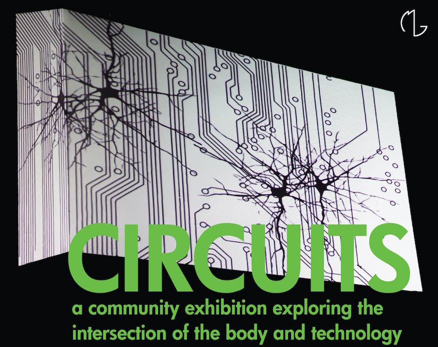 "Senior Project: ""Circuits: A Community Exhibition Exploring the Intersection of the Body and Technology""."