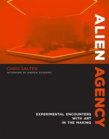 Alien Agency, by Chris Salter