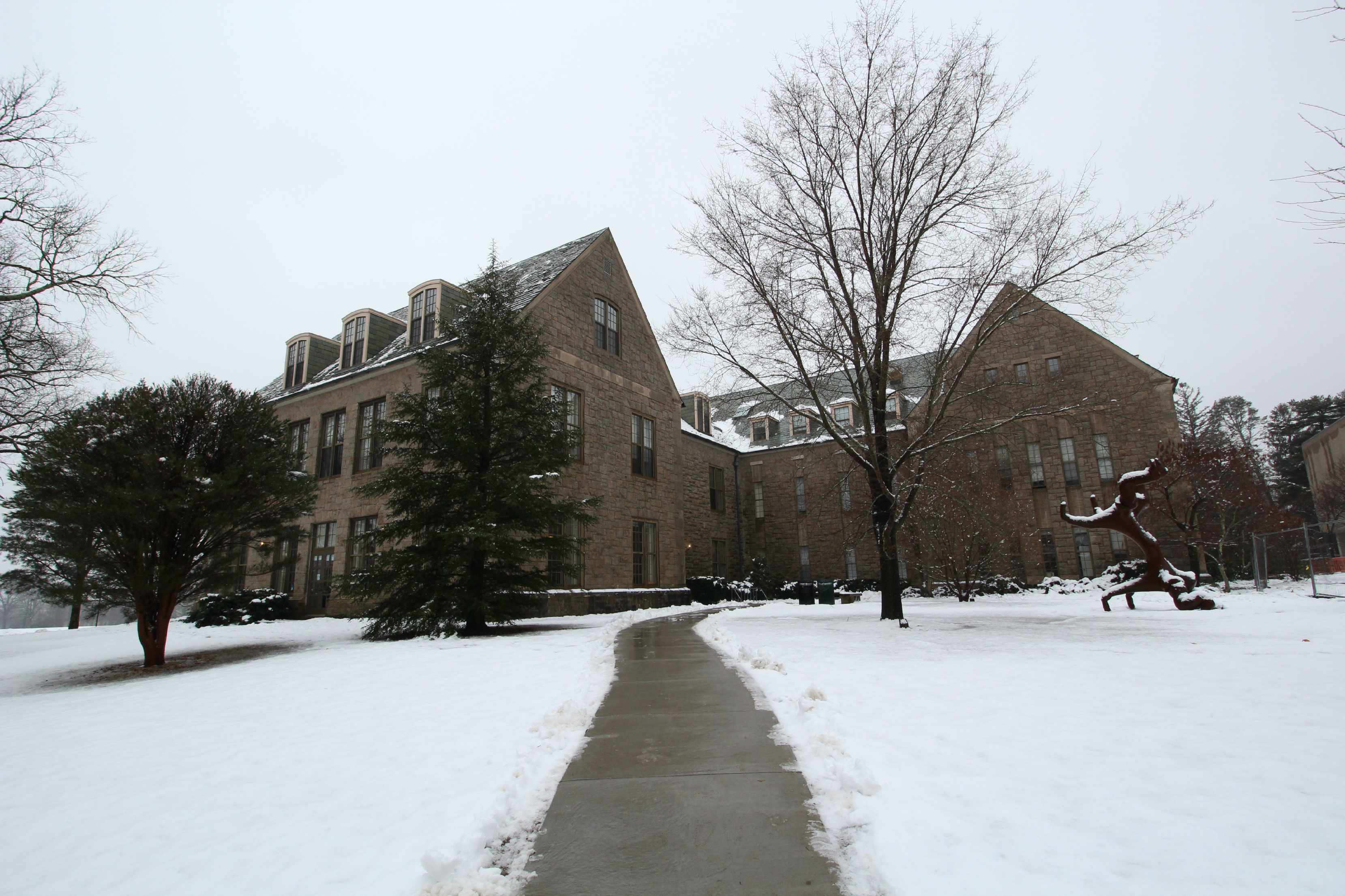 Snow Campus January