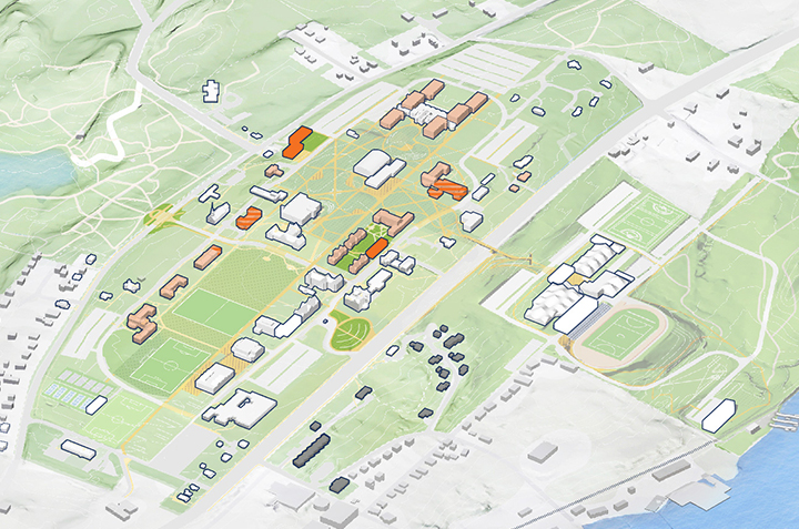 conn coll campus map Student Life Connecticut College conn coll campus map
