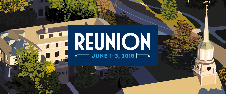 Reunion · Connecticut College