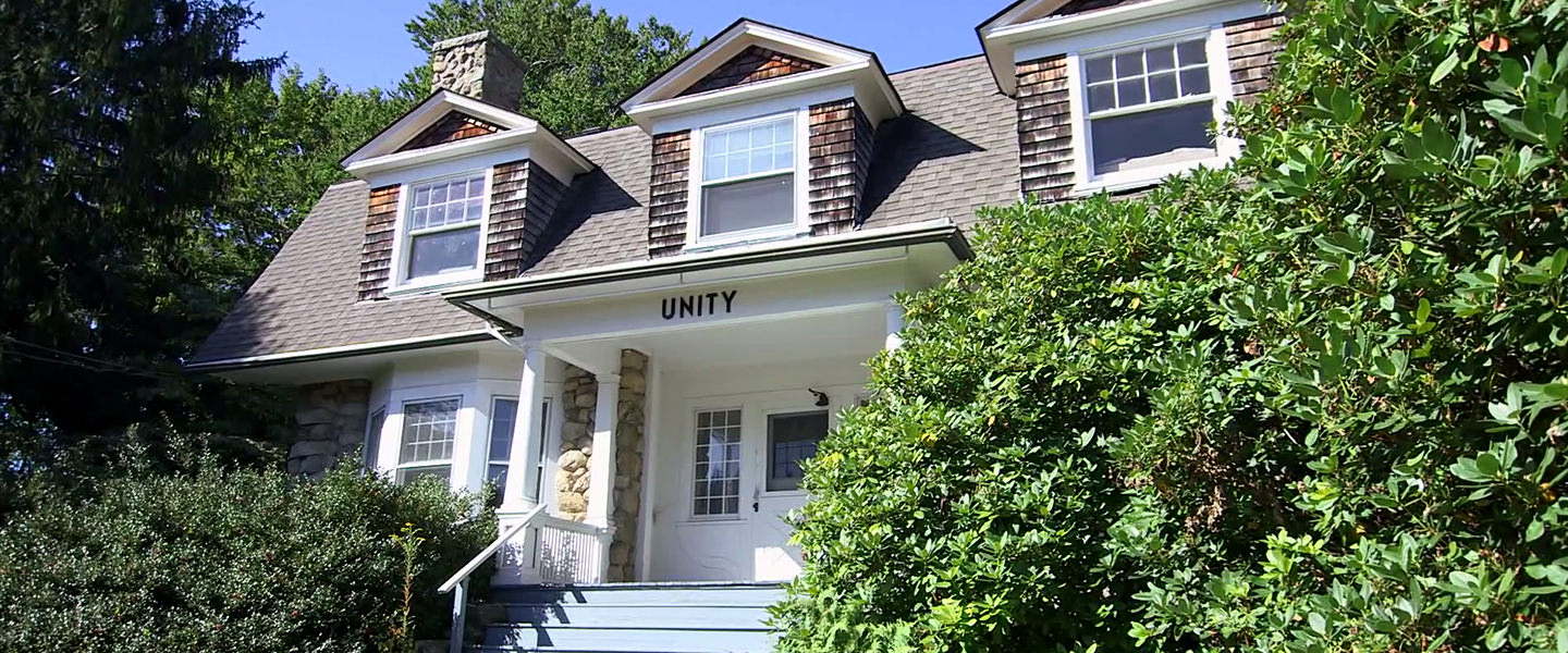 Unity House History · Connecticut College