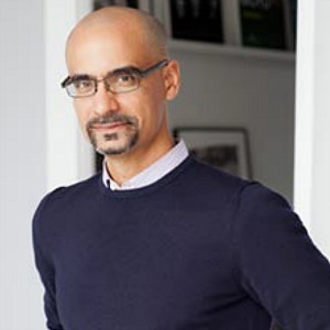 photo of Junot Diaz by Nina Subin
