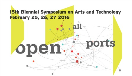 Open All Ports Symposium poster