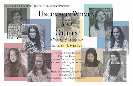 Uncommon Women and Others poster