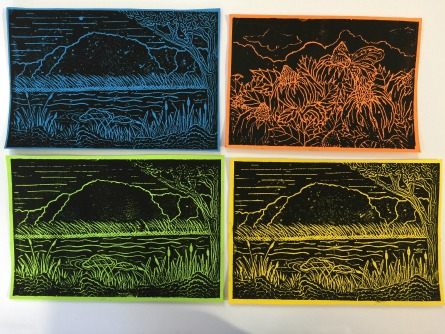 Arboretum offers printmaking workshop
