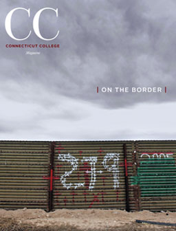 CC Magazine Summer 2019 Cover. On the Border feature image