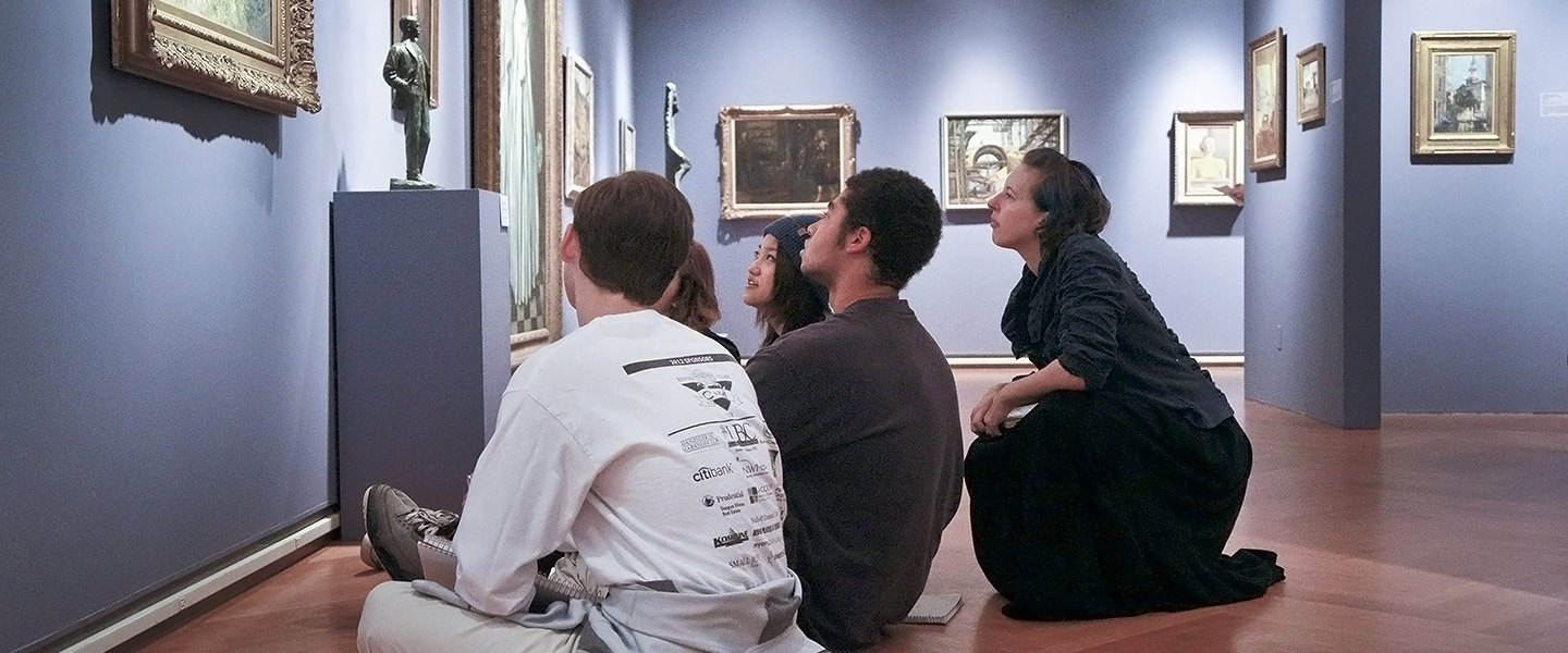 Art History, a major or minor at Connecticut College