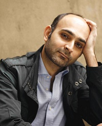 Mohsin Hamid, author of Exit West.