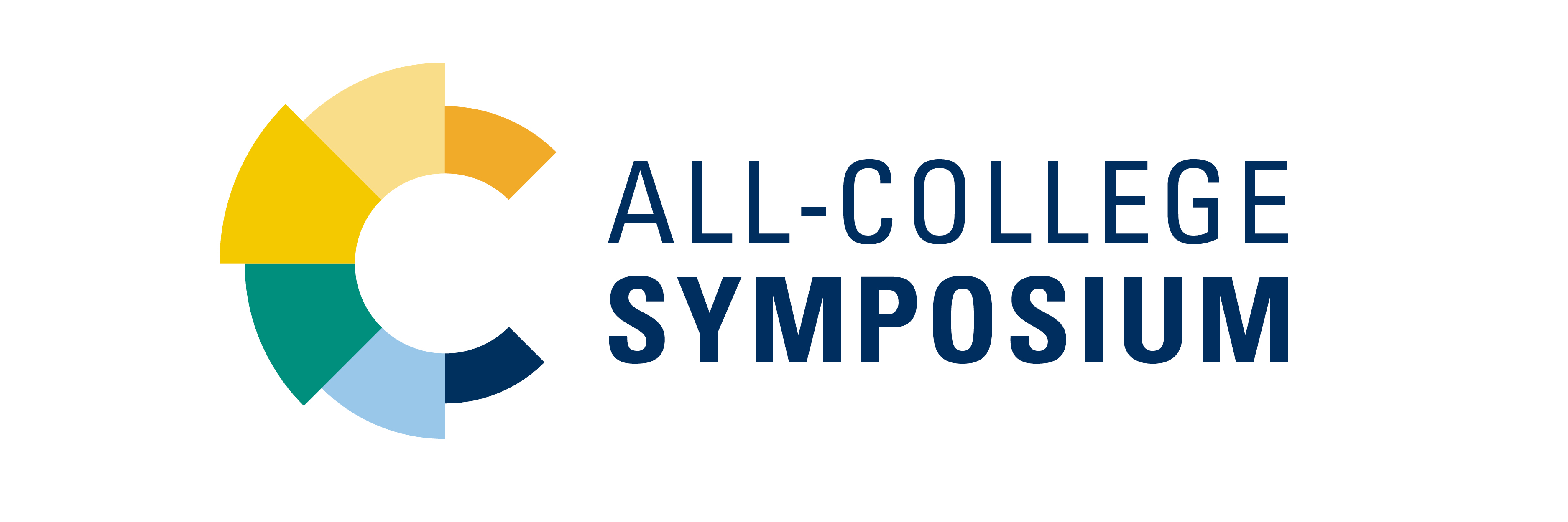 Announcing the All-College Symposium