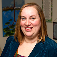 Sara Rothenberger, Assistant Dean for Residential Education and Living