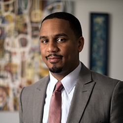 John F. McKnight, Jr., Dean of Institutional Equity and Inclusion