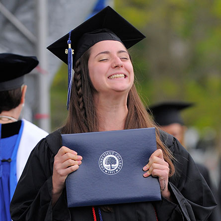 Commencement 2016 Story Thumbnail