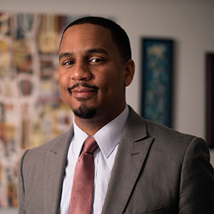 John F. McKnight, Jr. Ed.D., Dean of Institutional Equity & Inclusion
