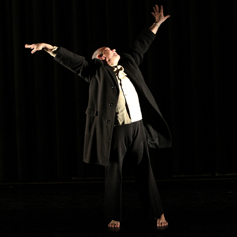 Professor of Dance David Dorfman '81