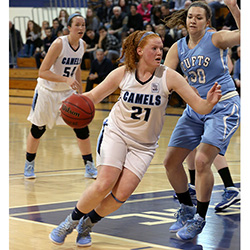 Mairead Hynes '18, NESCAC Women's Basketball Rookie of the Year