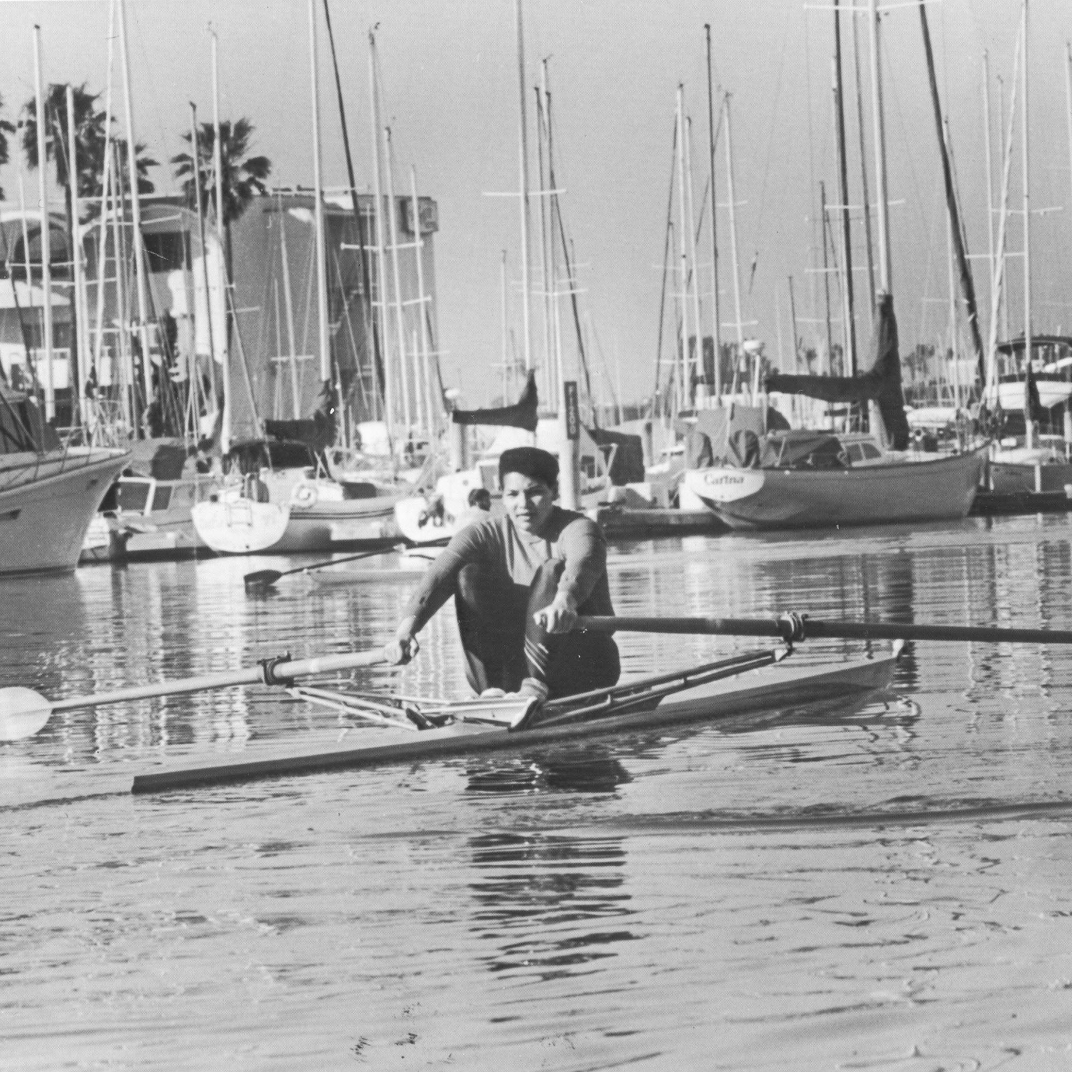 Anita DeFrantz '74 was inducted into the National Rowing Hall of Fame for the second time.