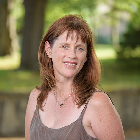 Danielle Egan, Fuller-Maathai Professor of Gender and Women's Studies and Chair of the Gender and Women's Studies Department