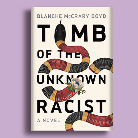 The book cover for Blanche Boyd's new book,