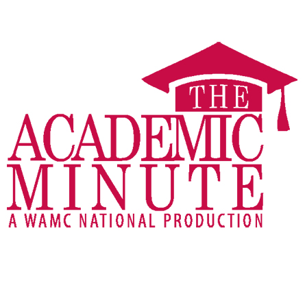 The logo for the Academic Minute