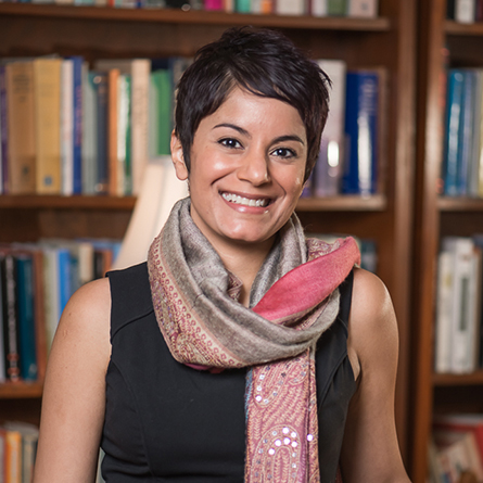Associate Professor of Sociology Afshan Jafar