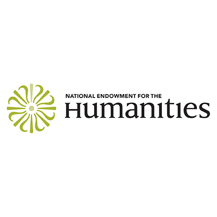 The logo for the National Endowment for the Humanities