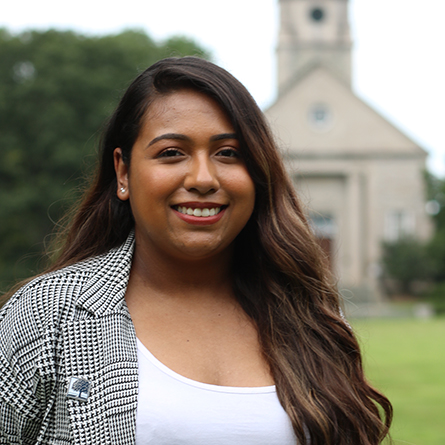 Headshot of Viridiana Villalva Salas '20  , Class of '20