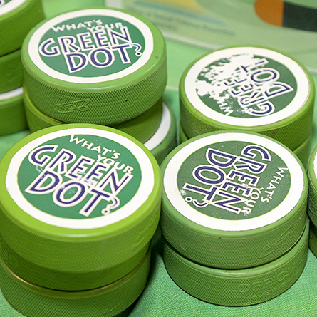 Green Dot Week raises awareness