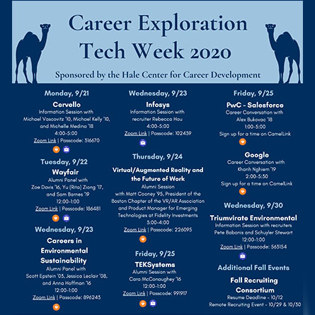 Career Exploration Week returns with STEM focus