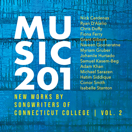 The cover art for Music 201: Volume 2