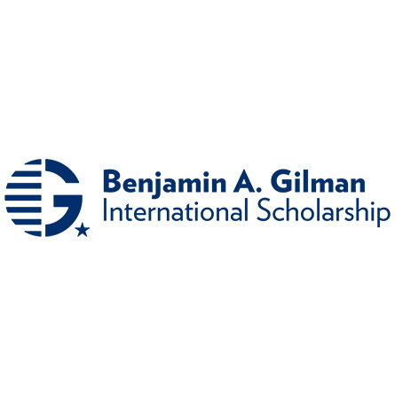 The logo for the Gilman Scholarship