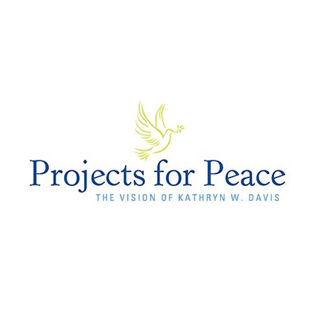 Two awarded $10,000 Projects for Peace grants