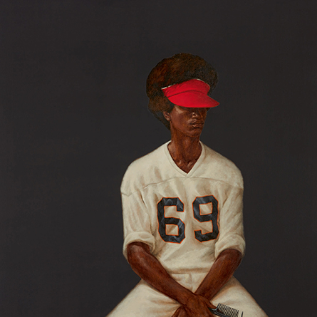 Painting by late Conn art professor Barkley Hendricks sells for record $4 million
