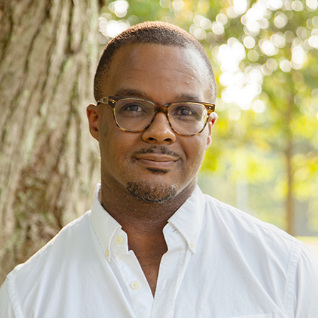 English Professor Hubert Cook awarded Career Enhancement Fellowship from the Institute for Citizens & Scholars