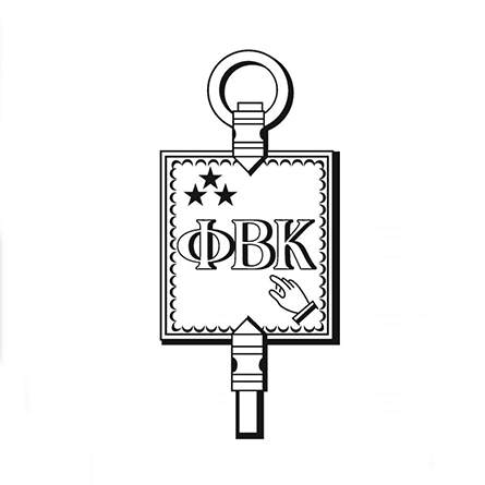 The logo for Phi Beta Kappa