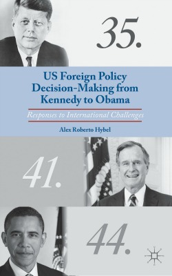 "Undergraduate students co-wrote chapters of Professor Alex Roberto Hybel's recent book, as well as its companion publication, ""US Foreign Policy Decision-Making from Truman to Kennedy – Responses to International Challenges."""