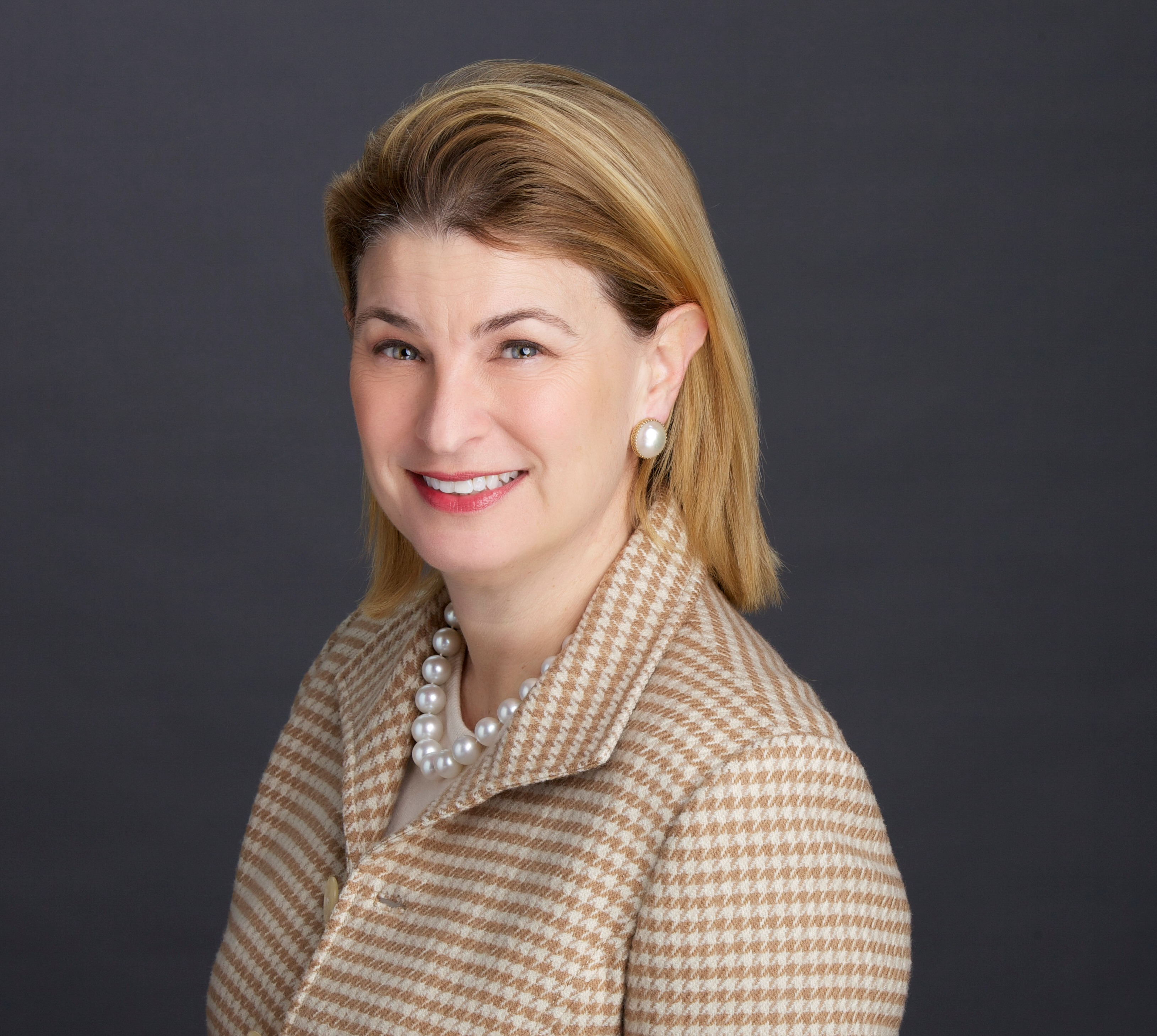 Sally Susman '84 was excited by her recent appointment to the Library of Congress board, saying that