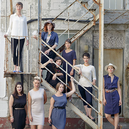 Portrait of Lorelei Ensemble