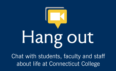 Chat with students, faculty and staff about life Connecticut College
