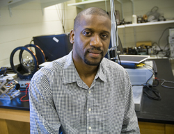 Physics Professor Mohamed Diagne '97