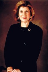 NPR legal affairs correspondent Nina Totenberg