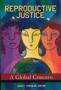 Professor Joan Chrisler's new book is a collection of essays about reproductive justice issues.