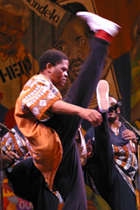 Ladysmith Black Mambazo comes to onStage at Connecticut College Feb. 5.
